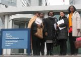 Mission of Surinamese Parliamentarians to the ICC and connected institutions