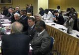Briefing by Mr. Stephen Rapp, US Ambassador-at-large for war crimes issues to PGA board & International councill