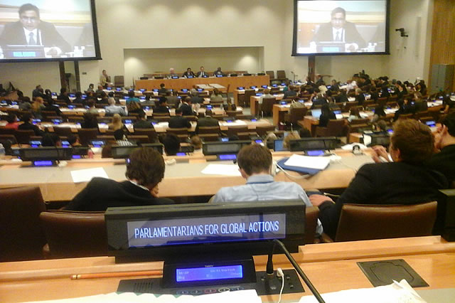 Global Parliamentary Platform for the Abolition of the Death Penalty